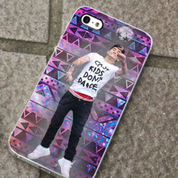Zayn Malik Cool Kids Aztec Galaxy - for iPhone 4/4s/5, Samsung S3/S4 case cover