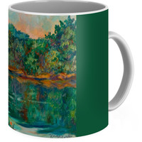 Carvins Cove Coffee Mug for Sale by Kendall Kessler