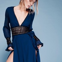 Free People Celine Maxi Dress