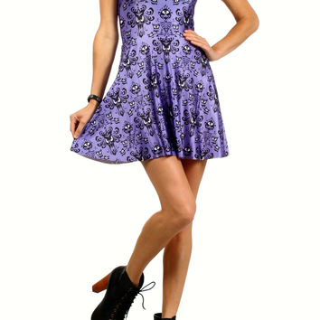 Haunted Mansion Skater Dress