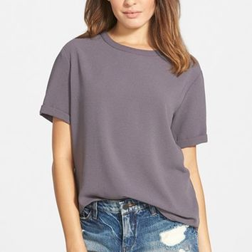 Women's Wayf Roll Sleeve Tee,
