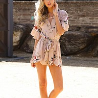 Sharleen Rosey Playsuit