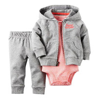 Baby Boy clothes Set 3PCS