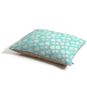 Allyson Johnson Rain Drops Pet Bed