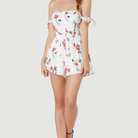 Rush Flower Romper