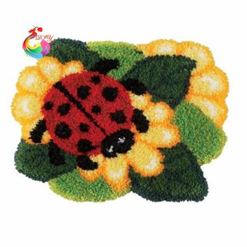 carpets and rugs cross stitch thread embroidery kits Knitting needles Latch hook rug kits Patchwork carpet Needlework