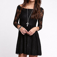 Kirra Lacy Wednesday Dress at PacSun.com