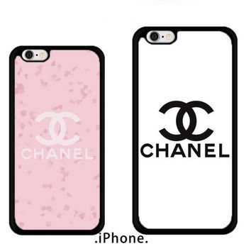 CHANEL iPhone Phone Cover Case For iphone 6 6s 6plus 6s-plus 7 7plus Silicone Case