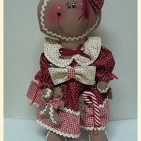 gingerbread doll gingerbread christmas decoration