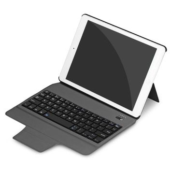 2 in 1 Wireless Bluetooth Keyboard Tablet Cover Protective Bluetooth Keyboard Smart Case For  iPad Air 1 / Air 2 / iPad Pro 9.7