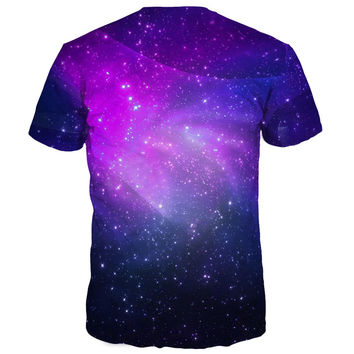 Brand T-shirt Men/women 3d T-shirt Print Alien Extraterrestrial Fashion Space Galaxy T shirt Summer