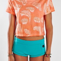 Mowgli Electric Dolphins Tee - Urban Outfitters