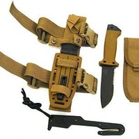 Gerber LMF II ASEK - Coyote Brown Bx