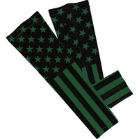 Tactical USA Green Arm Sleeve  (No Refunds - No Exchanges)
