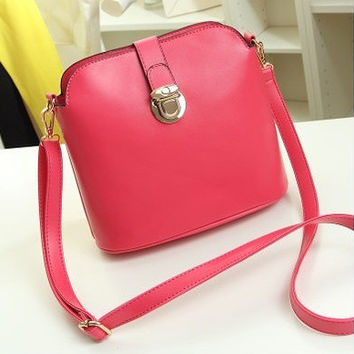 One Shoulder Stylish Fashion Sweets Ladies Bags [8921700103]