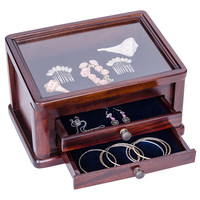 Jewelry Chest - Valet with Drawers