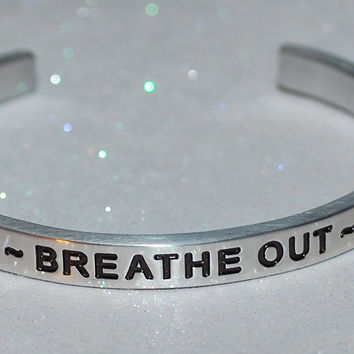 Shop Breathe Bracelet on Wanelo