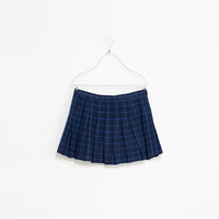 PLEATED SKIRT - Skirts - TRF | ZARA United States