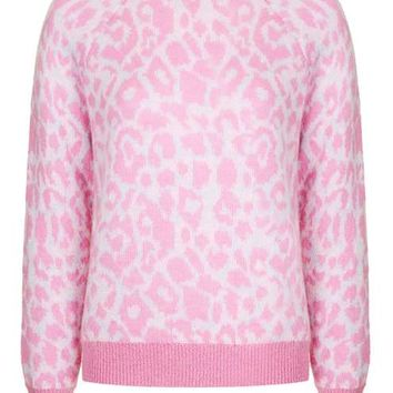 Animal Mohair Jumper - New In This Week - New In