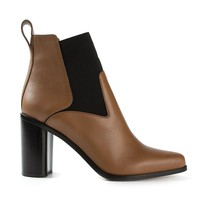 Chloé pointed toe ankle boots