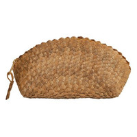 Hand Woven Fair Trade Clutch/Cosmetic Bag