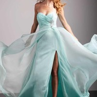 Mori Lee 93202 Prom Dress - PromDressShop.com