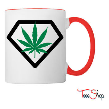 diamant weed Coffee & Tea Mug