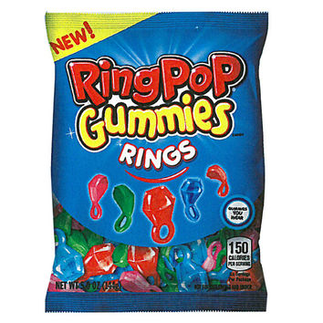 Ring Pop Gummies Rings: 3.75LB Box