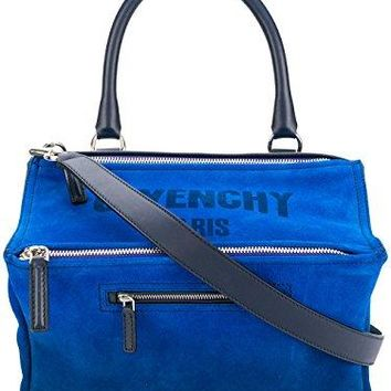 Givenchy Women's BB5005B01S462 Blue Leather Handbag