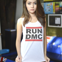 RUN DMC Hip Hop Top