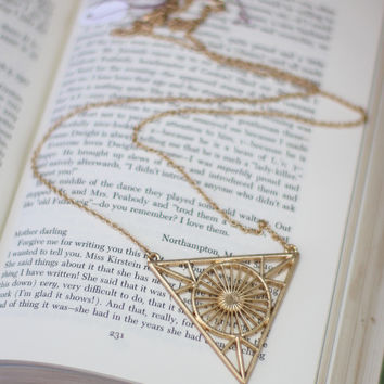 Into The Hallows Necklace