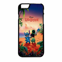 Lilo And Stitch iPhone 6 Plus Case