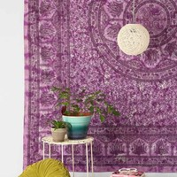 Magical Thinking Kasni Tapestry- Purple One