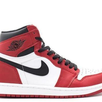 Air Jordan 1 Retro Chicago 2015 Mens - Beauty Ticks