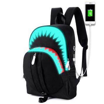 Multifunction USB charging Men Laptop Backpacks For Teenager School Bag Fashion Male Mochila Leisure Travel backpack