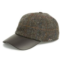 Men's Wigens Harris Tweed Baseball