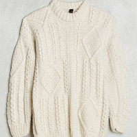 Vintage Fisherman Sweater - Urban Outfitters