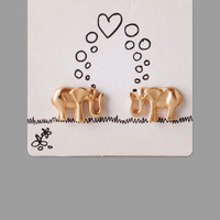 ELEPHANT SHOWERS STUDS
