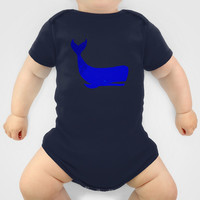 Whale Onesuit by Good Sense | Society6