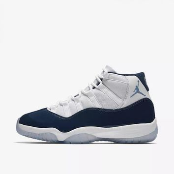 Best Deal Online Nike Air Jordan 11 Retro Win Like 82 Men Sneakers Basketball Shoes Sport Sneakers