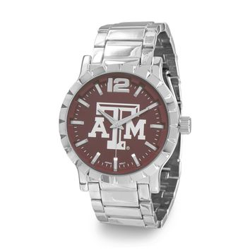 Texas A&M Officially Licensed Men's Watch