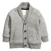 H&M Shawl-collar Cardigan $17.99