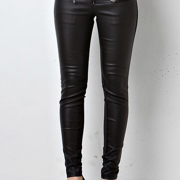 Not So Leather  Pants