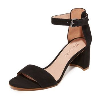 Lainy Suede Sandals