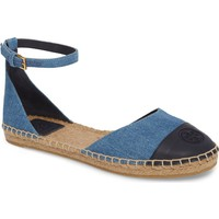 Tory Burch Ankle Strap Espadrille (Women) | Nordstrom