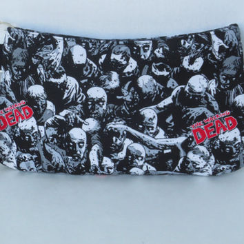 Walking Dead - Clutch - Wristlet - Walking Dead Clutch