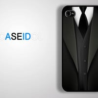 Smart and Trendy Men Suit iPhone 4 Case iPhone 5 case iPhone 5s case iPhone 5c case Samsung Galaxy S4 S3 idea case CaseiPhone iPhonecase