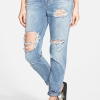 Women's Dittos 'Alec' Destructed Boyfriend Jeans
