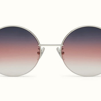 Fendi - Rainbow SS17 Runway 0243/S Round Sunglasses