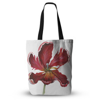 "Lydia Martin ""Open Tulip"" Everything Tote Bag"
